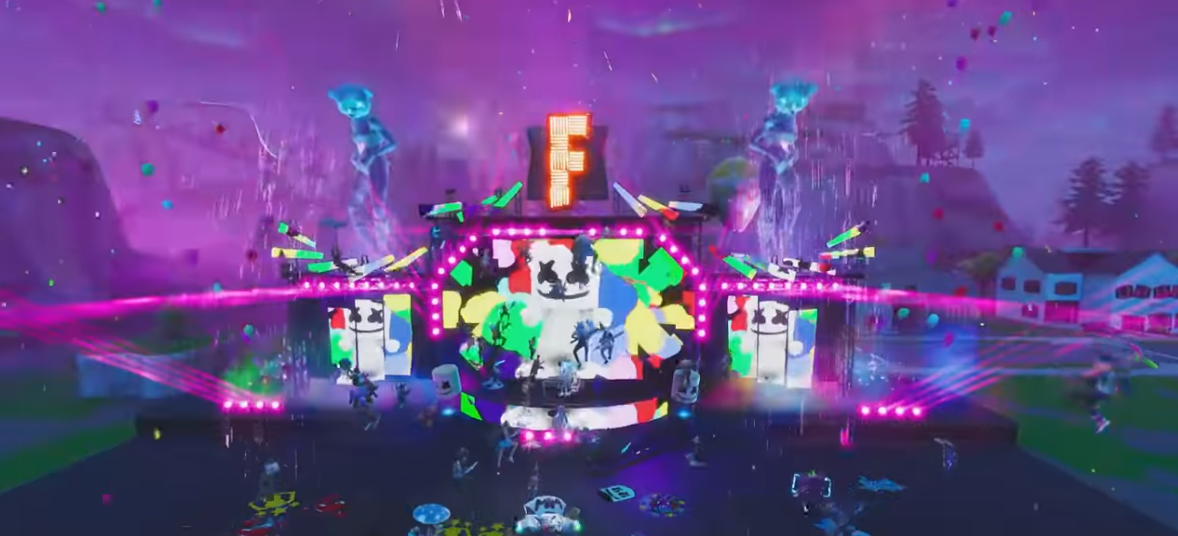 Marshmello/Fortnite