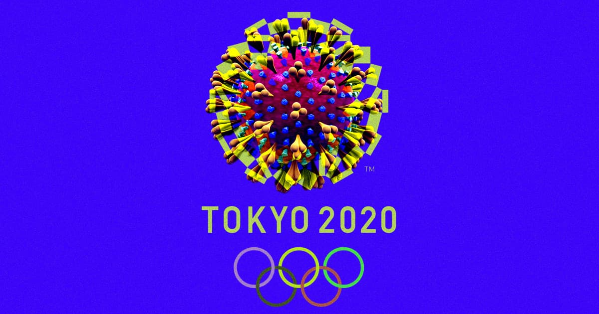 2020 Summer Olympics/Victor Tangermann